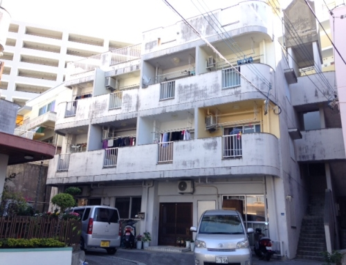 東江アパート 302号室